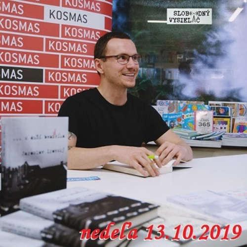 Literárna čajovňa 159 - 2019-10-13 spisovateľ Jaroslav Irovský