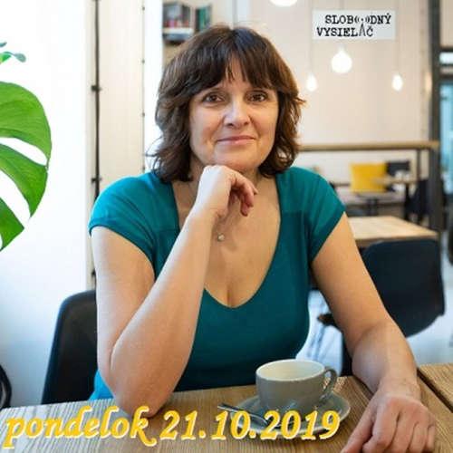 Na prahu zmien 52 - 2019-10-21 Eva Hrindová