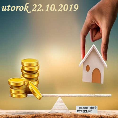 Finančné zdravie 80 - 2019-10-22 Kde investovať ? 2