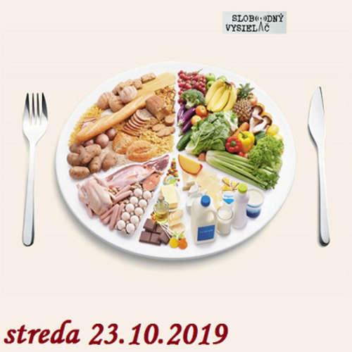 Tajomstvá zdravia 61 - 2019-10-23 Zdravá strava 43/2019