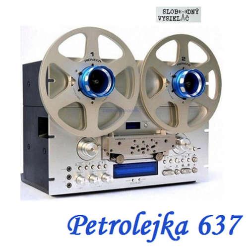 Petrolejka 637 - 2019-10-23 Jozef Ráž