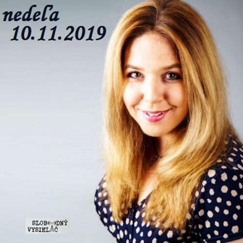 Literárna čajovňa 163 - 2019-11-10 spisovateľka Tereza Boehmová