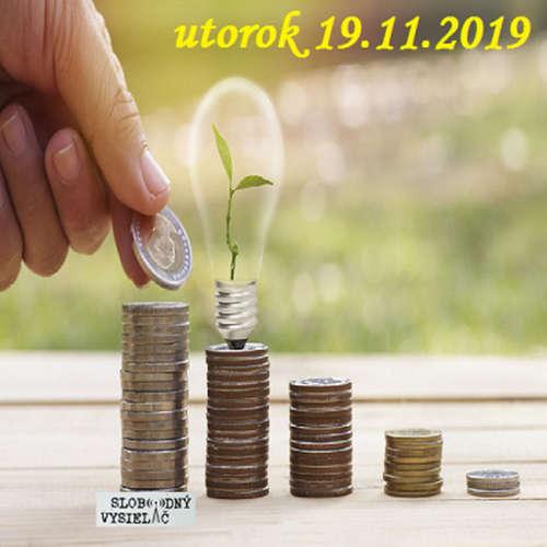 Finančné zdravie 81 - 2019-11-19 Kde investovať ? 3