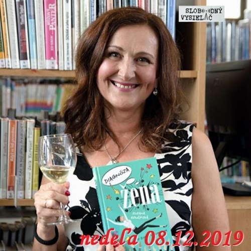 Literárna čajovňa 167 - 2019-12-08 spisovateľka Zuzka Součková