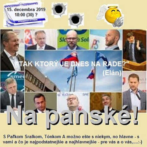 Na panské - 2019-12-15 humoristický týždenník 41/2019
