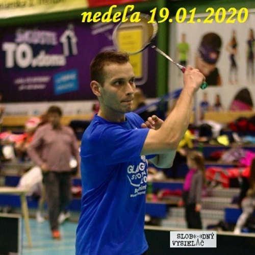 Slobodný šport 29 - 2020-01-19 Ladislav Koribský
