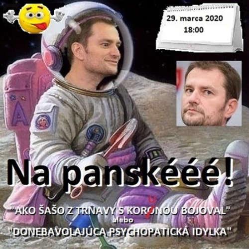 Na panské - 2020-03-29 humoristický týždenník 13/2020