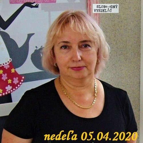 Literárna čajovňa 181 - 2020-04-05 poetka Blanka Faltová