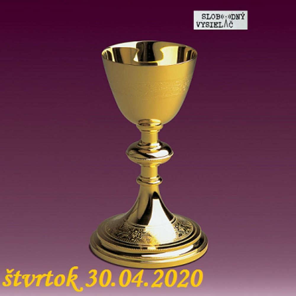 Pohľady 15 - 2020-04-30