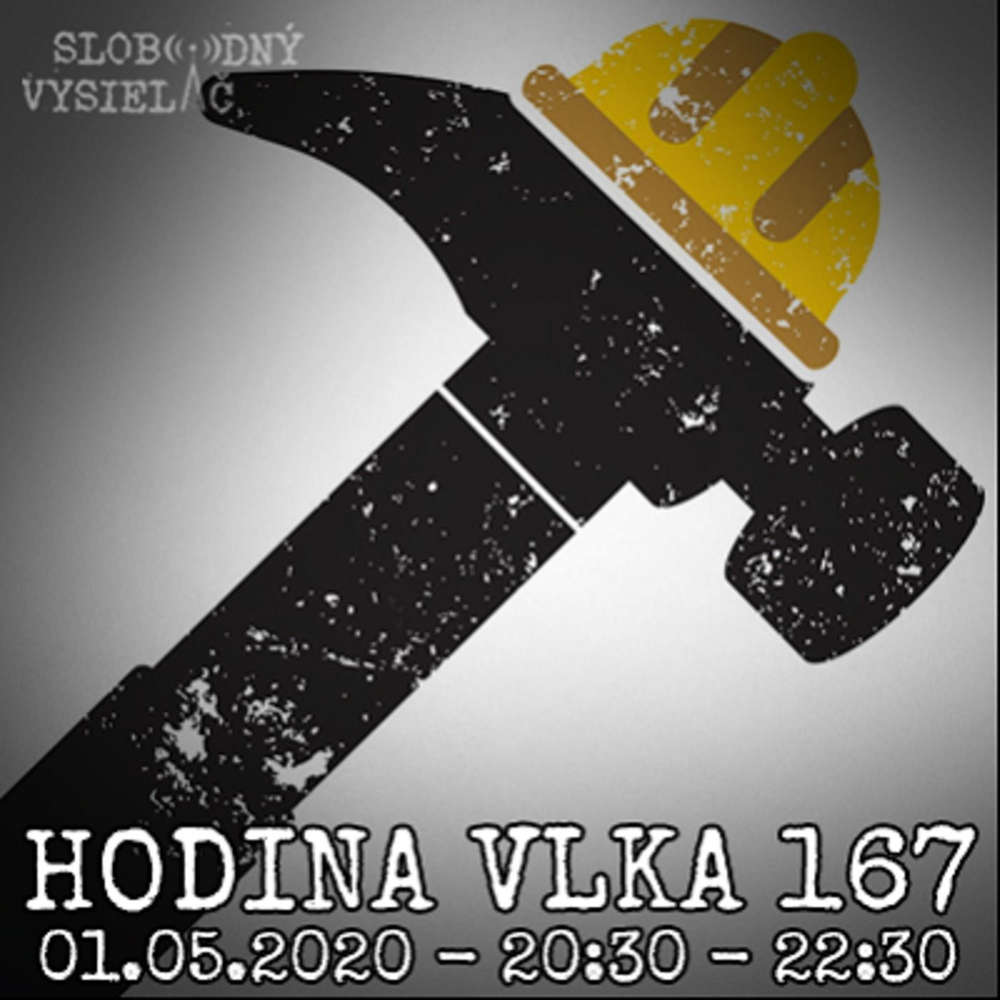Hodina Vlka 167 - 2020-05-01