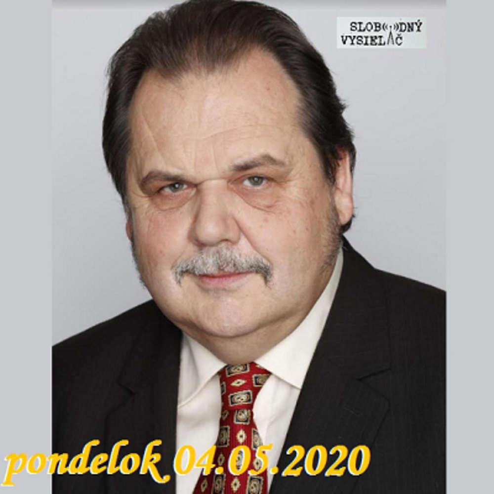 Na prahu zmien 76 - 2020-05-04 Jan Žaloudík