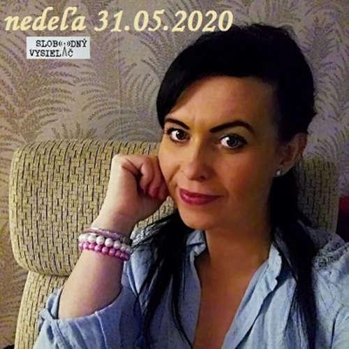 Literárna čajovňa 187 - 2020-05-31 poetka Aneta Horská