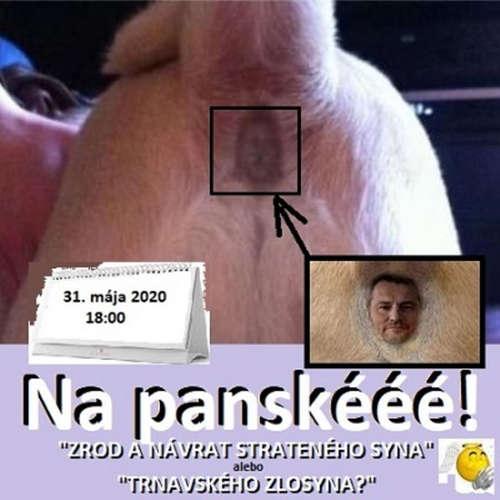 Na panské - 2020-05-31 humoristický týždenník 22/2020