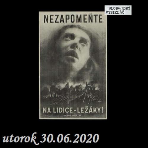 V prvej línii - 2020-06-30 Zverstvá nacistov v Českej republike a na Slovensku