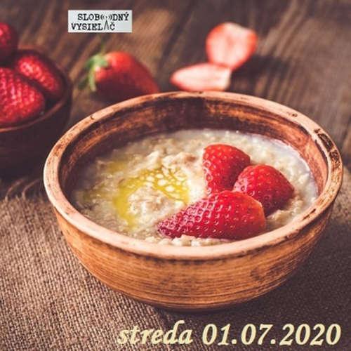 Tajomstvá zdravia 97 - 2020-07-01 Zdravá strava 27/2020