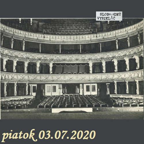 Verejné tajomstvá 268 - 2020-07-03 Jozef Dóczy