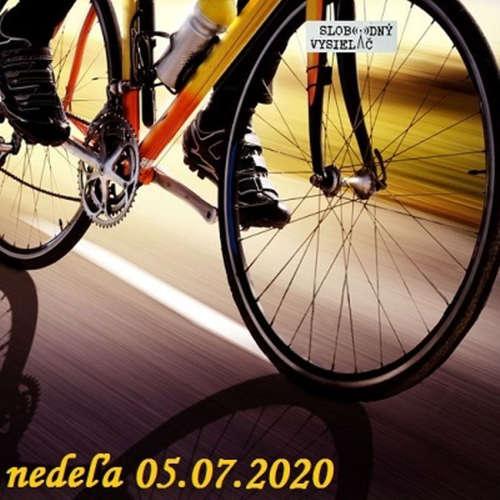Slobodný šport 40 - 2020-07-05 Cyklistika
