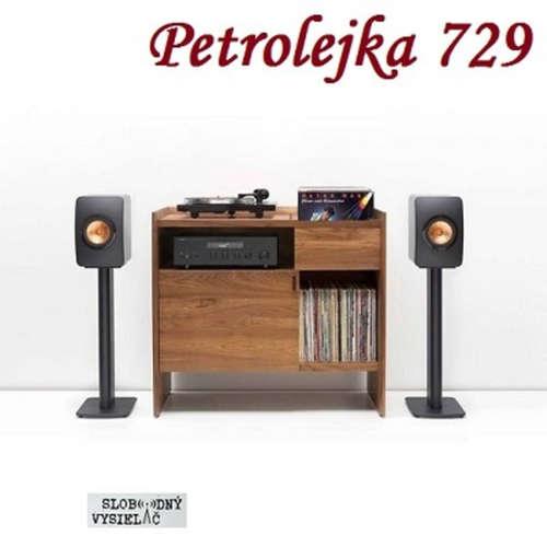 Petrolejka 729 - 2020-08-03 Návrat do roku 1987/03