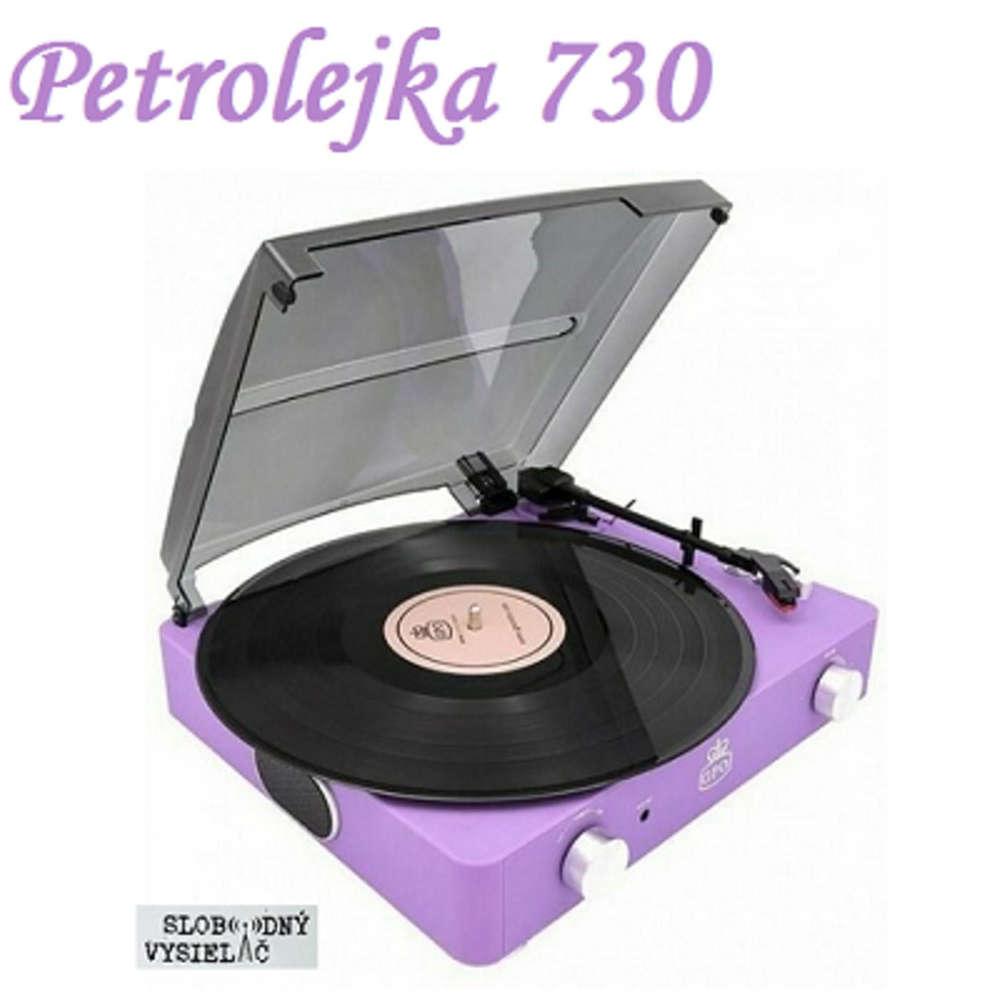 Petrolejka 730 - 2020-08-05 Návrat do roku 1987/04