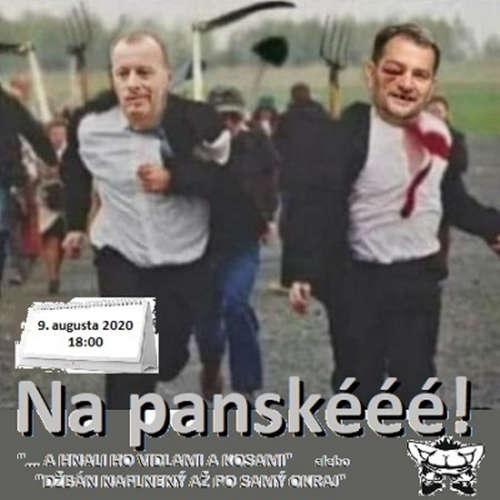 Na panské - 2020-08-09 humoristický týždenník 31/2020