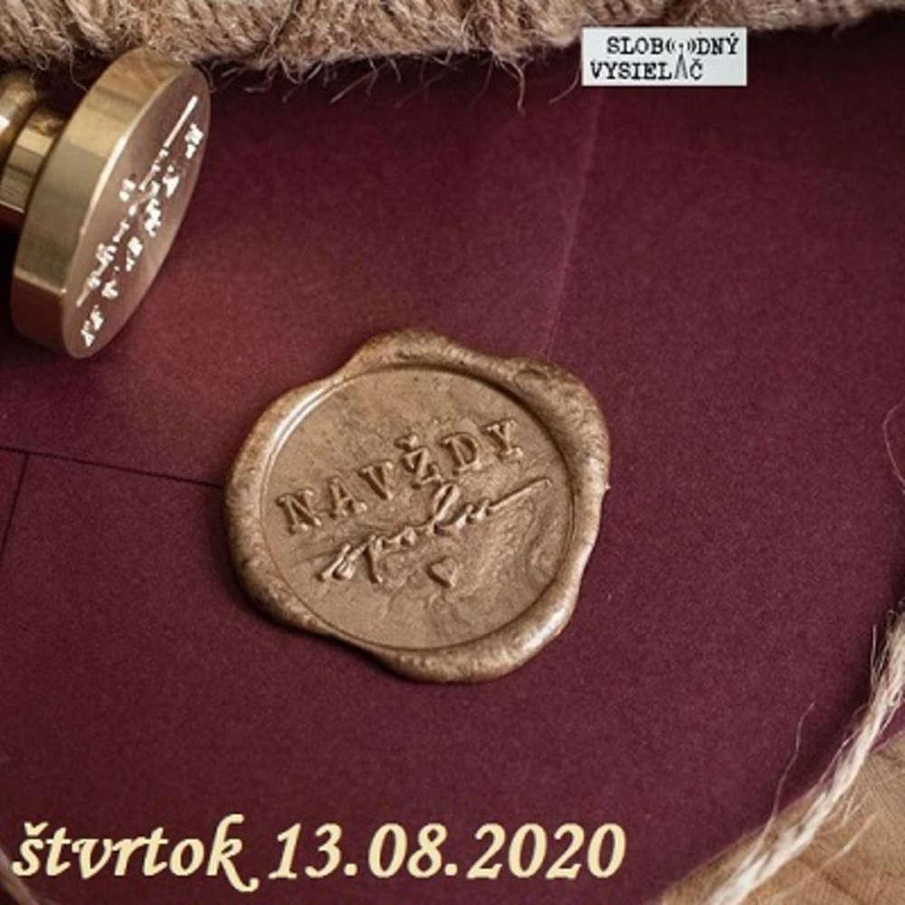 Spirituálny kapitál 319 - 2020-08-13 Pečať z neba, čipy, znak šelmy