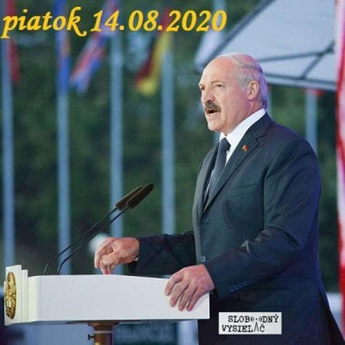 Intibovo okienko 88 - 2020-08-14 Alexandr Lukašenko na vlastní kůži
