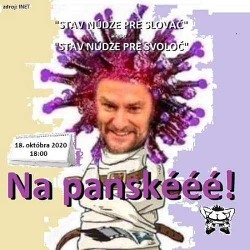 Na panské - 2020-10-18 humoristický týždenník 40/2020