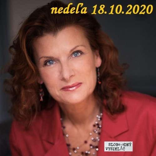 Literárna čajovňa 204 - 2020-10-18 spisovateľka Jarmila Klímová