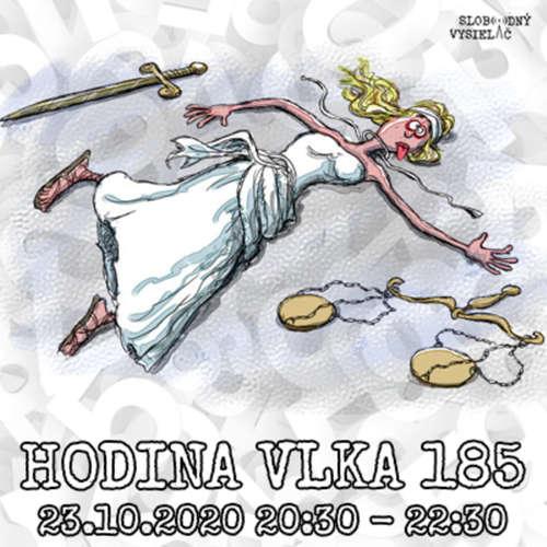 Hodina Vlka 185 - 2020-10-23