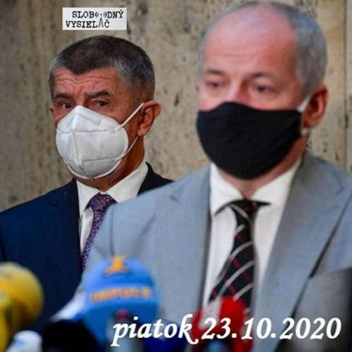 Intibovo okienko 93 - 2020-10-23 Rezignácia ministra zdravotníctva Romana Prymulu