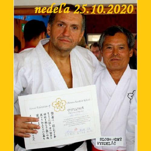 Slobodný šport 47 - 2020-10-25 Ján Šály