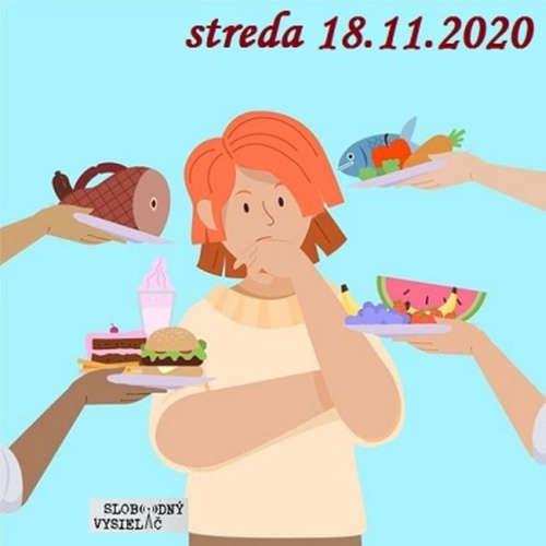 Tajomstvá zdravia 117 - 2020-11-18 Zdravá strava 47/2020