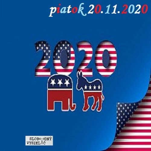 Intibovo okienko 95 - 2020-11-20 Americká povolební kocovina