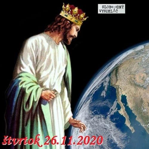 Spirituálny kapitál 334 - 2020-11-26 Kráľ slávy prichádza