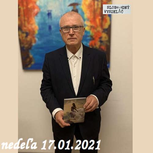 Literárna čajovňa 214 - 2021-01-17 básnik Oldřich Antonín Hostaša