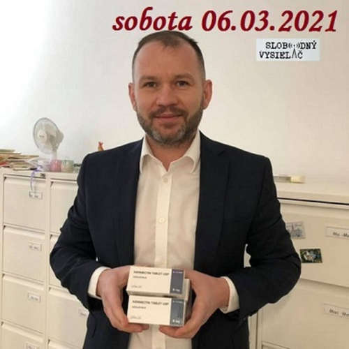 V prvej línii - 2021-03-06 Ivermectin a tŕnistá cesta k pacientom