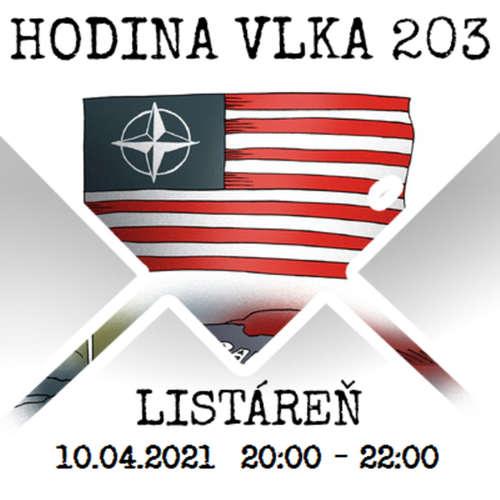 Hodina Vlka 203 - 2021-04-10 Listáreň