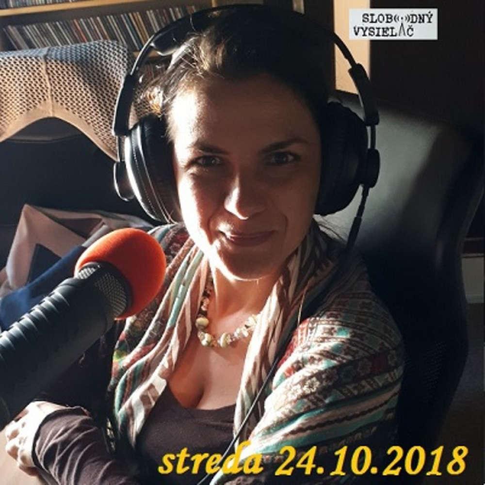 8a32a3fcbc Prehrávač podcastu Slobodný Vysielač - Audioknihy na stiahnutie