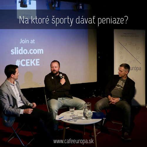 Podcast |  Na ktoré športy dávať peniaze?