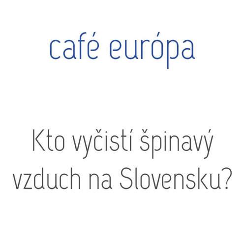 Kto vyčistí špinavý vzduch na Slovensku?