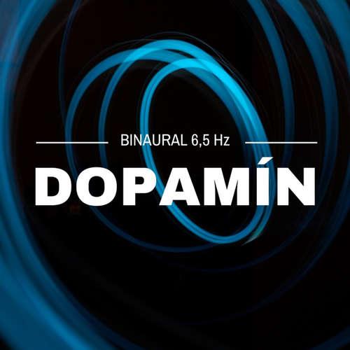 UVOĽNENIE DOPAMÍNU | Binaurálna nahrávka 6,5Hz - Theta vlny (Binaurálne beaty + sugescie)