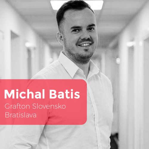 08 Michal Batis o recruitingu, trhu práce, motivátoroch a riadení cez princíp slobodnej firmy