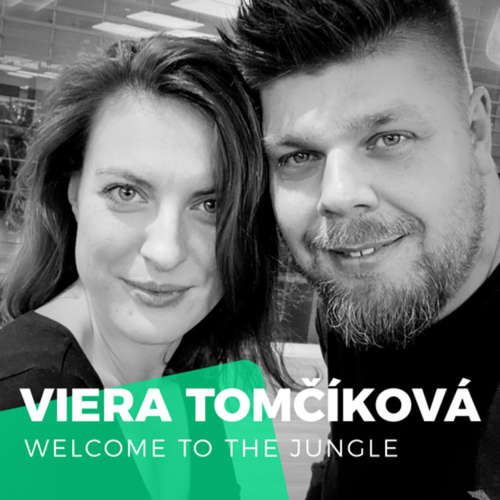 15 Viera Tomčíková - Welcome to the Jungle
