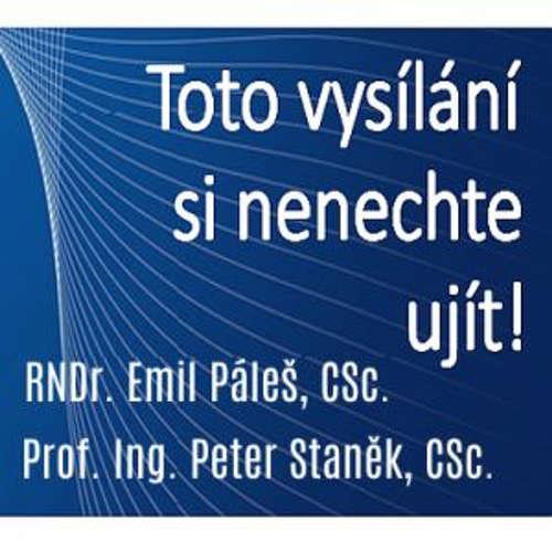 Emil Páleš, Petr Staněk, Cesta Cti + T.G.M. - Rádio BOHEMIA - 5.12.2018