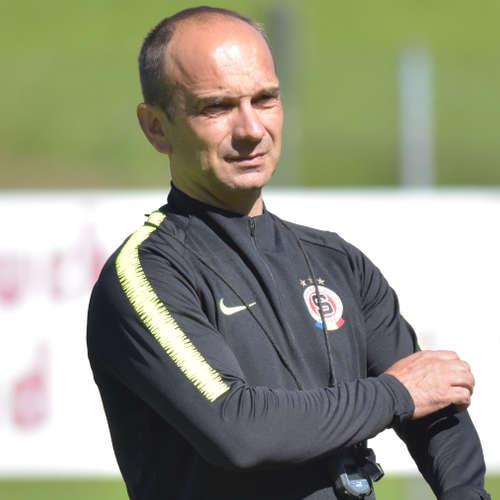 Srdce ze železa 11 | asistent trenéra Oto Brunegraf