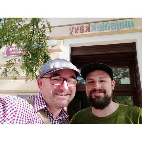 """Na kávě s Jiřím """"Tashi"""" Vondráčkem"""