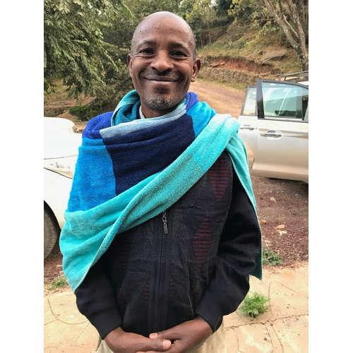 Káva z rukou farmáře: Hambela, Etiopie