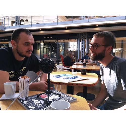 Na kávě s Adamem Obrátilem