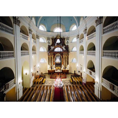 10. část – Těšín – Ježíšův kostel vevnitř