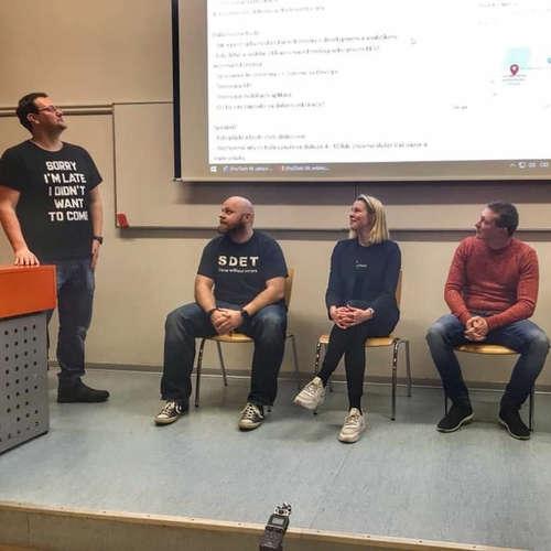 TEST-STACK 17 - Panelová diskuze